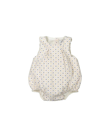 KNOT GRAVITY BABY ROMPER GRAVITY