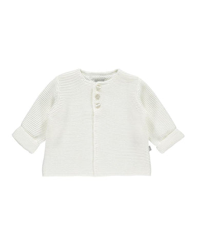 LITTLE TAILOR CLASSIC CARDY CREAM