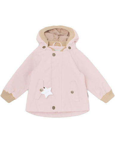 MINI A TURE WALLY JACKET FLEECE, M STRAWBERRY CRÈME