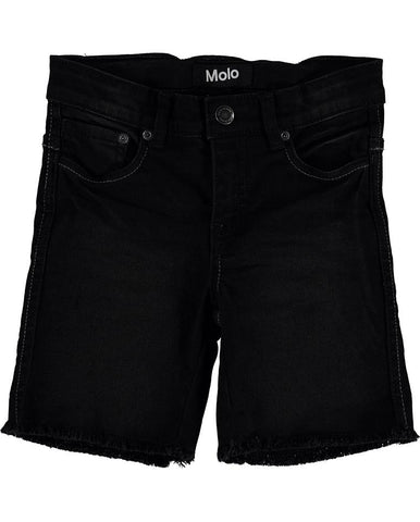 MOLO AVIAN SHORTS S WASHED BLACK 1S19H110-1163