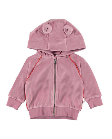 MOLO DOROTHY HOODIES PURPLE HAZE