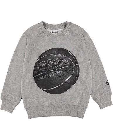 MOLO MIKE SWEAT SHIRT BASKET PLAY