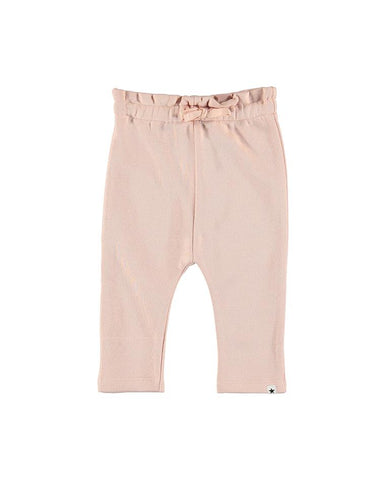 MOLO SALLY SOFT PANTS PETAL BLUSH