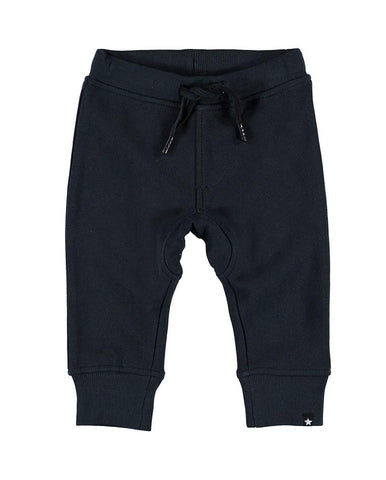 MOLO STAN SOFT PANTS CARBON