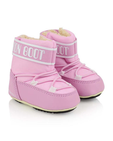 MOON BOOT CRIB 2 LIGHT PINK