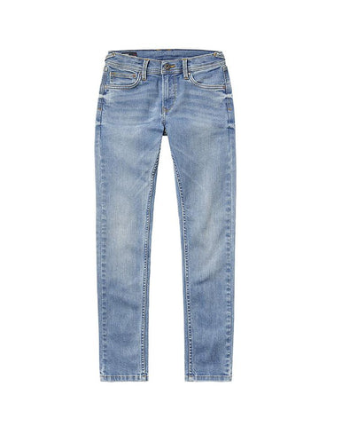 PEPE JEANS FINLY PJL BJ  DENIM PANTS PB200527M