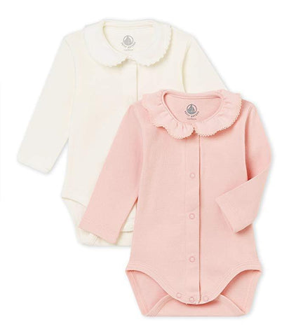 PETIT BATEAU BABY MESH FORMETER BODY, 2ND PACK