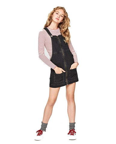 PEPE JEANS DENIM DRESS CLUB DRESS TEEN