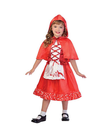 AMSCAN RED RIDING HOOD COSTUME