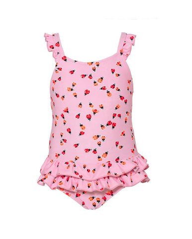 SUNUVA BABY GIRLS FRILL SWIMSUIT