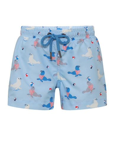 SUNUVA BABY BOYS SWIM SHORT