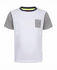 BOYS COLOURBLOCK T-SHIRT GENERIC