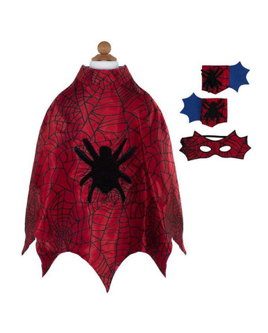 SPIDER CAPE SET 3/4