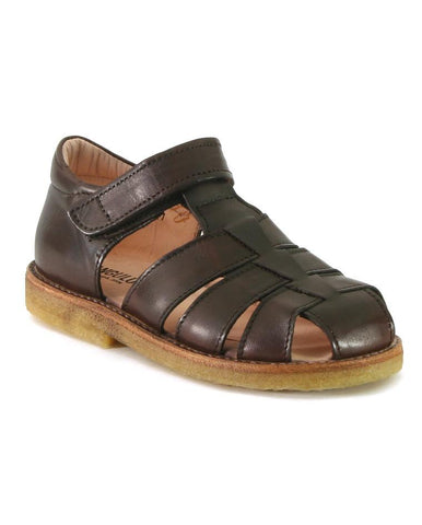 ANGULUS SANDAL BROWN
