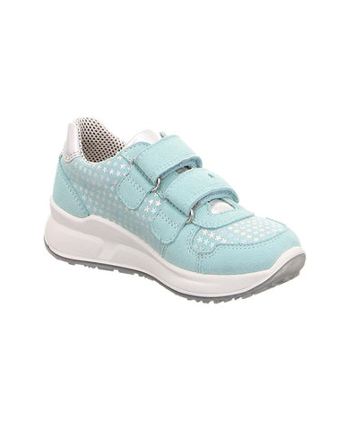 SUPERFIT GIRL'S GREEN TRAINER 4-00187-75