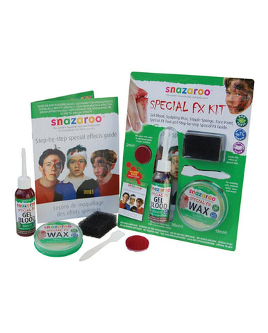 SNAZAROO SPECIAL FX KIT - 5 PC