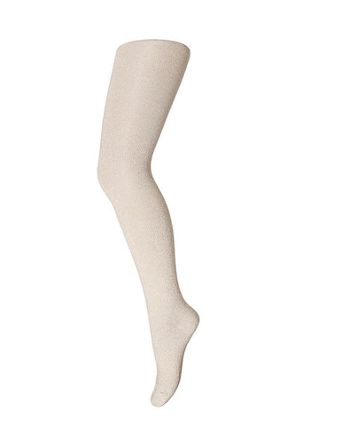 MP DENMARK TIGHTS COTTON WITH GLITTER GOLD