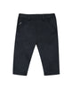 TROUSERS-BABY BOY MARINE BLUE