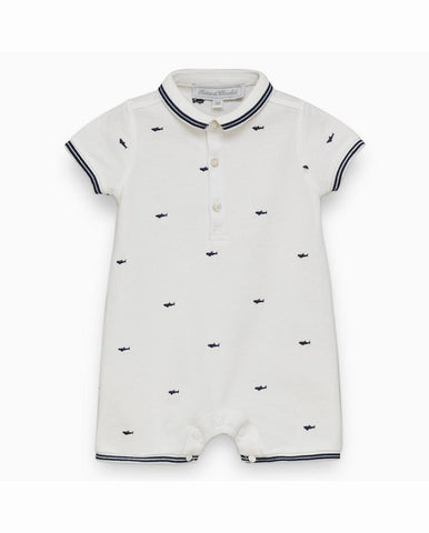 BABY BOYS POLO SHIRT SHORTIE