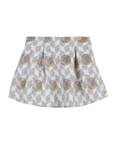 TARTINE ET CHOCOLAT GIRLS PEARLY SKIRT