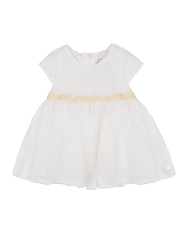 TARTINE ET CHOCOLAT GIRLS PEARLY DRESS