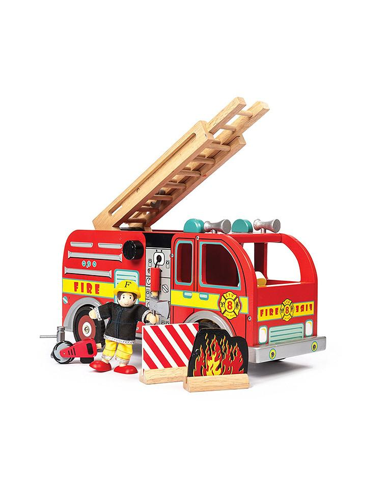 FIRE ENGINE SET LTV