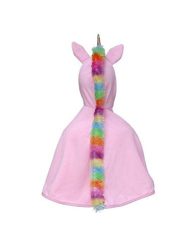 UNICORN TODDLER CAPE PINK / 2-3 YEARS