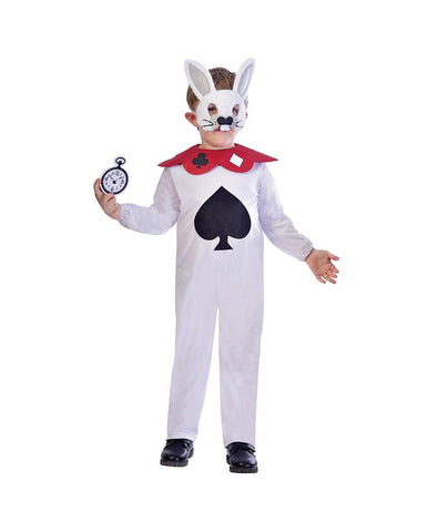 AMSCAN WHITE RABBIT COSTUME