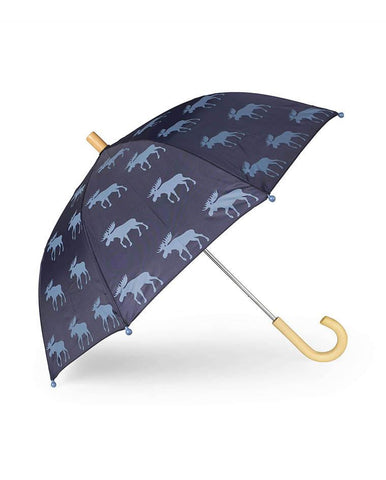HATLEY MOOSE SILHOUETTES UMBRELLA