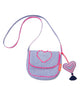 SUNUVA GIRLS HIPPY BAG BLUE