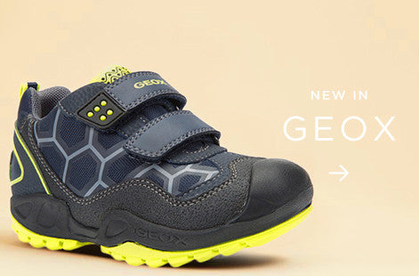 New In: Geox Shoes