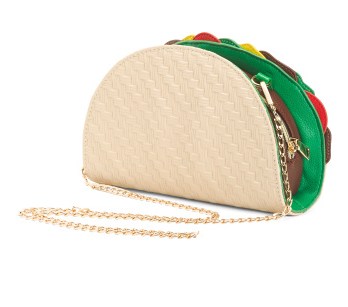Adorable Taco Purse