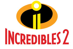 the incredibles 2 logo