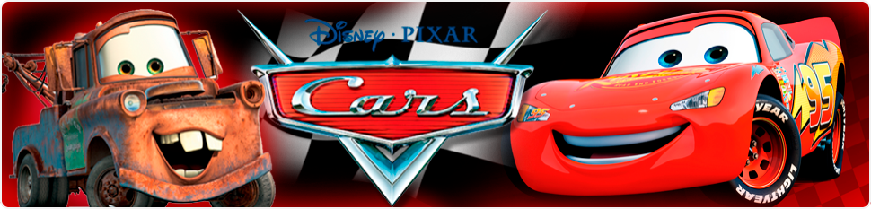 Disney Cars Character Clothes