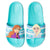 Disney Frozen 2 Girl's Sliders / Flip Flops Shoes Waterproof - Turquoise