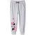 Disney Minnie Mouse Character Joggers Trousers 100% Cotton - 2-8 years - Grey