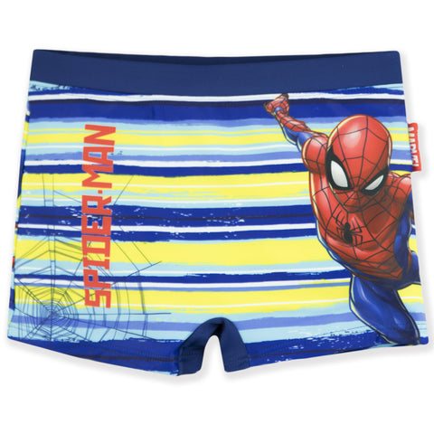 Spiderman Marvel Boys Swimming Boxers, Briefs 2-8 years - Navy