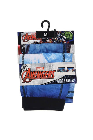 The Avengers Marvel Men's Boxers, Shorts Trunks S, M, L, XL - 2-Pack
