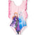 Disney Frozen 2 Swimming Costume for Girls 3-8 years - Pink