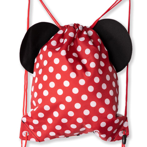 Disney Minnie Mouse Children's Drawstring Swimming/Gym/School Bag