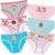 Disney Princess Briefs 6-PACK Set of Cotton girl's Underwear - 2-8 years