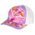 Paw Patrol Girl's Baseball Cap, Sun Summer Hat Skye Character 2-8 Years - White