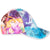 Disney Princess Baseball Cap, Sun Hat - Satin Fabric - girls 2-8 years