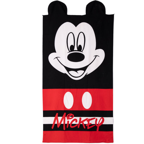 Disney Mickey Mouse Microfibre Beach Bath Towel 70 X 140 cm