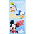 Disney Mickey Mouse & Friends Microfibre Beach Bath Towel 70 X 140 cm