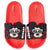 Disney Mickey Mouse Boy's Sliders / Flip Flops Shoes Waterproof - Red