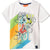 Paw Patrol Short Sleeve Cotton T-Shirt, Boys 2-8 yrs - White