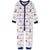 Paw Patrol Cotton Onesie / Sleepsuit Pyjamas for boys girls 3-8 years - Grey