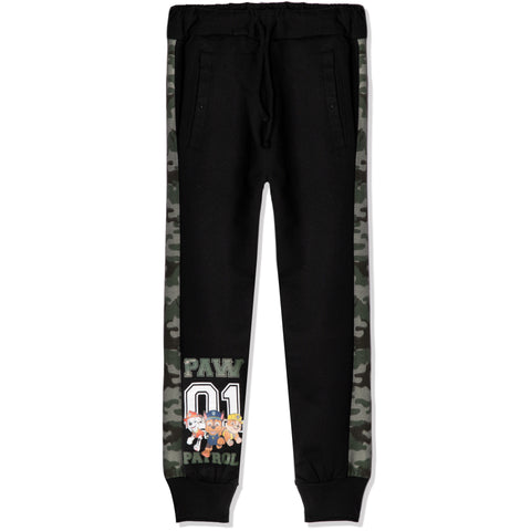 Paw Patrol Characters Sweatpants / Joggers 100% Cotton 2-8 Years - Camouflage