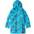 Paw Patrol - Marshall Character Rain Coat, Hooded Sleeved Rain Poncho 2-8 yrs - Blue